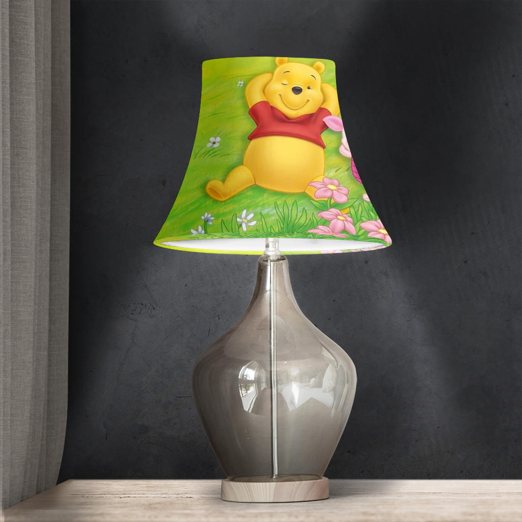 Pooh Bell Lamp Shade for Home
