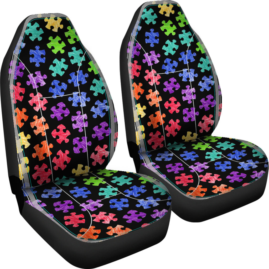 Autism Car Seat Covers