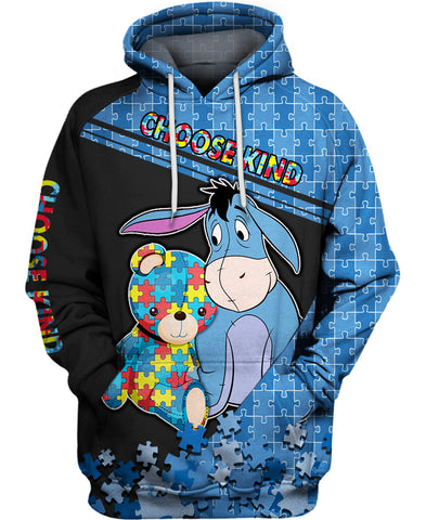 Autism Collection With Eeyore Patterns - Just released