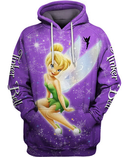 Tinker Bell Purple Magic Castle Exclusive Collection - Just released