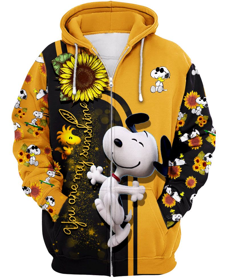 Sunflower Snoopy Exclusive Collection - Just released