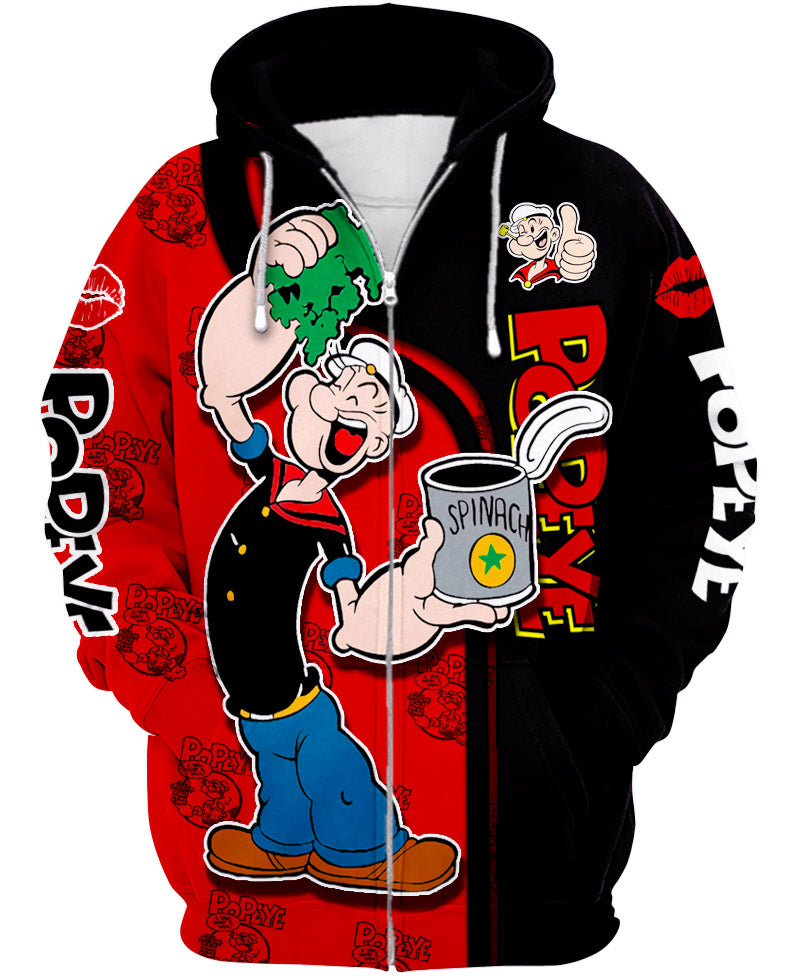 Popeye New Design Exclusive Collection - Just released