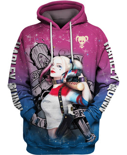 Harley Quinn Magic Glitter Exclusive Collection - Just released