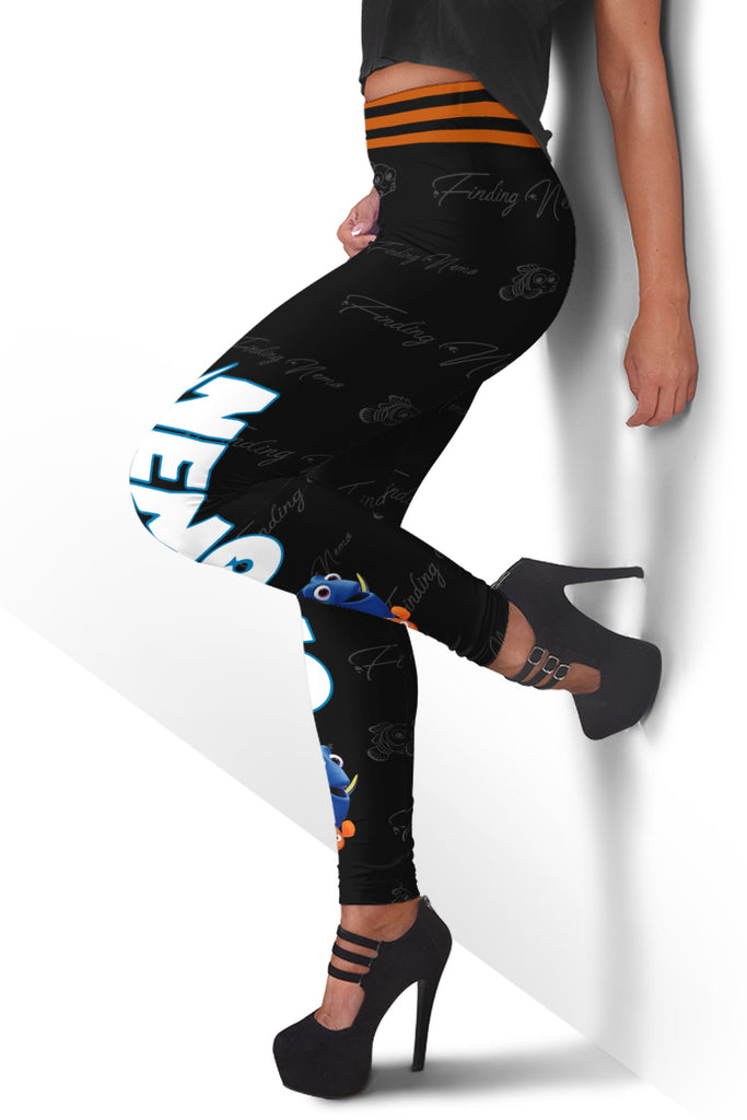 Finding Nemo Exclusive Design Leggings