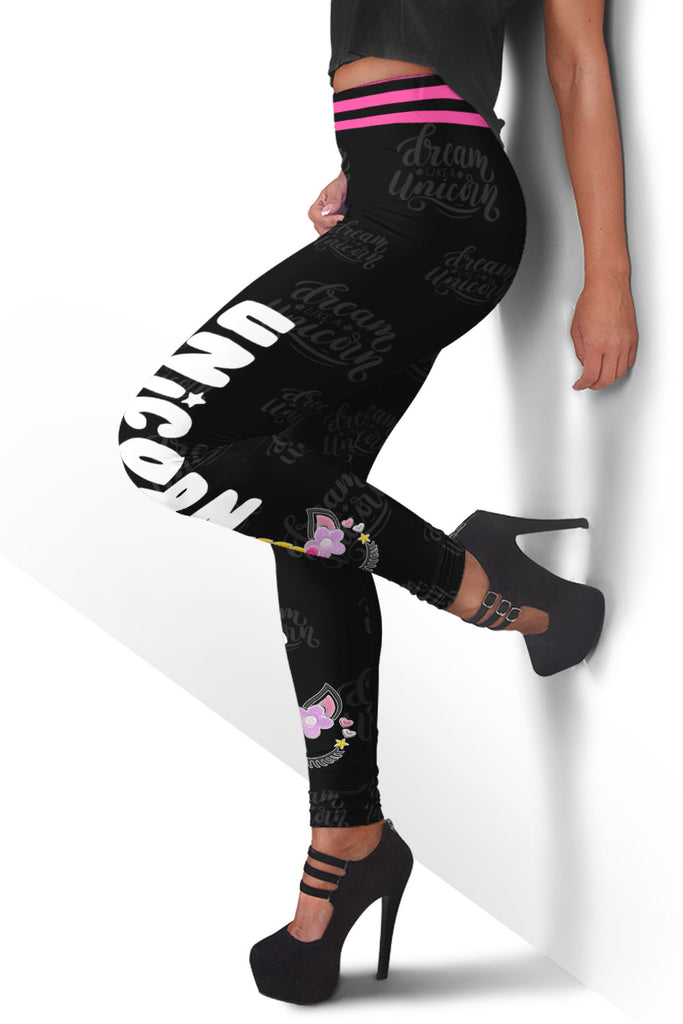 Unicorn Design Leggings