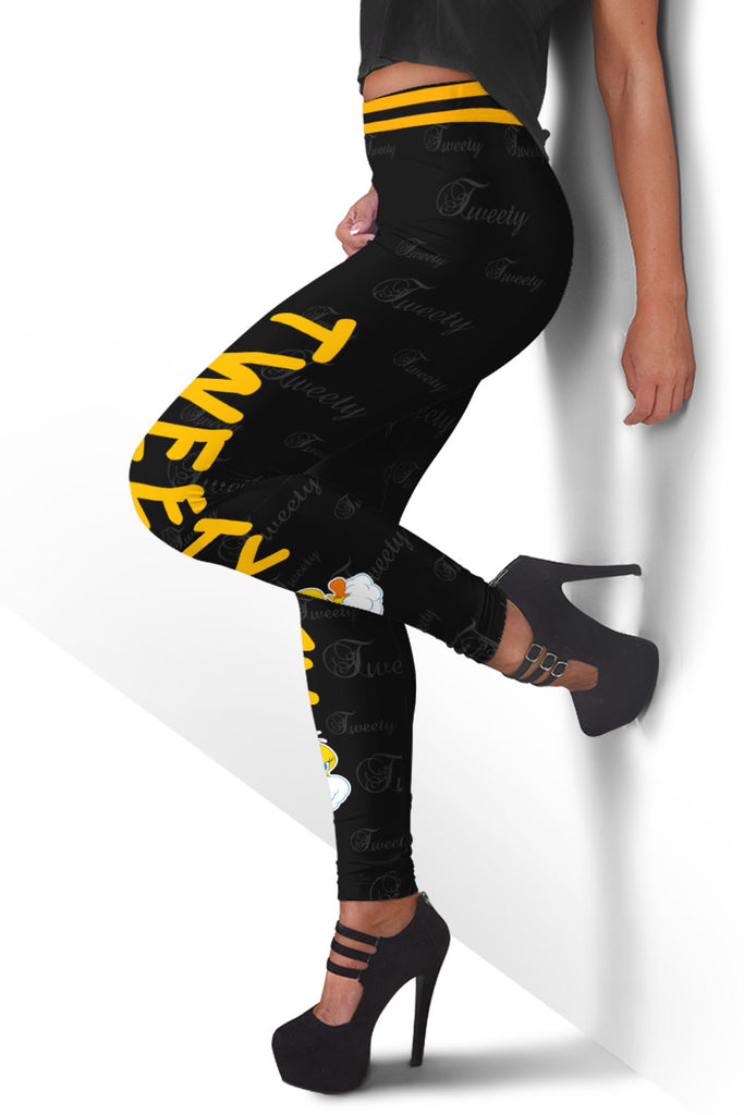 Tweety Design Leggings