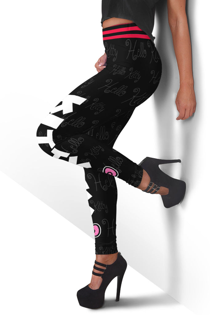 Hello Kitty Design Leggings