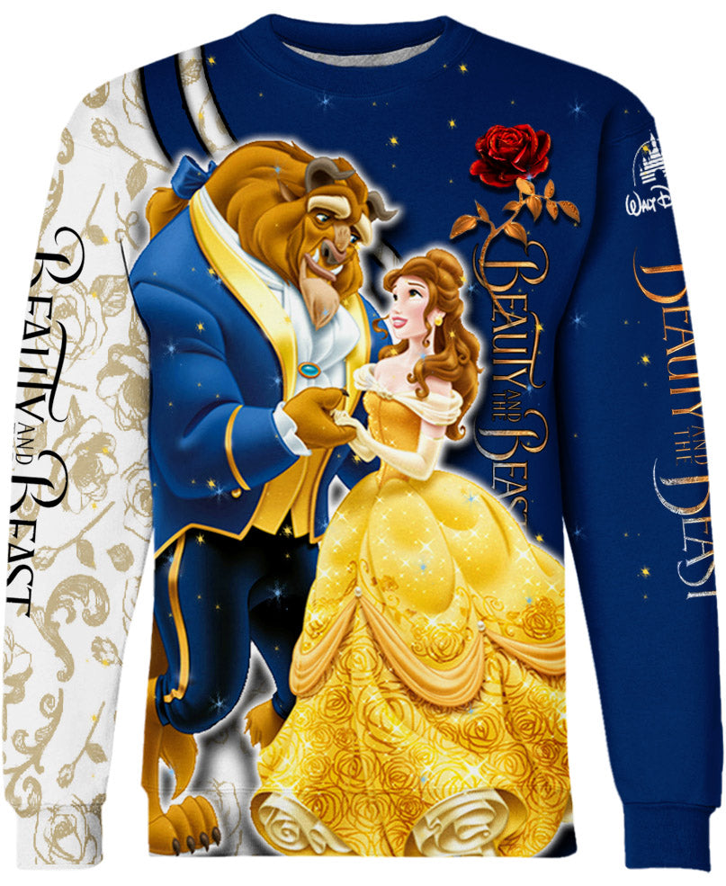 Beauty and The Beast Exclusive Collection - Just released
