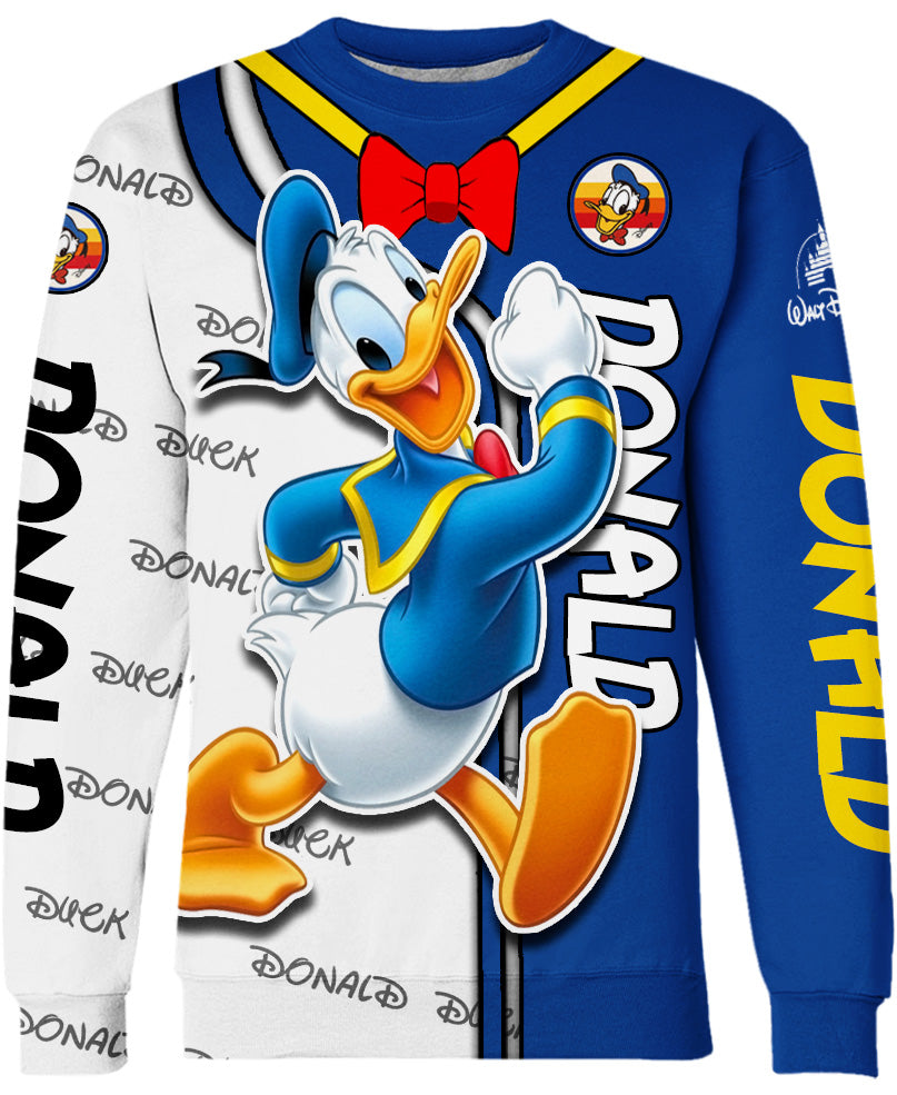 Donald Exclusive Collection - Just released