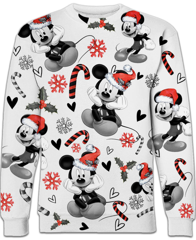 Mickey Christmas Patterns - Just released