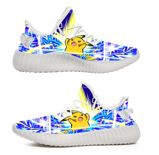 Pikachu - Limited Edition Yeezy Shoes