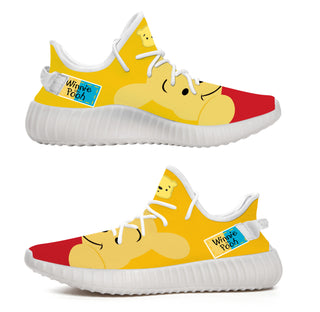 Winnie the Pooh - Limited Edition Yeezy Shoes