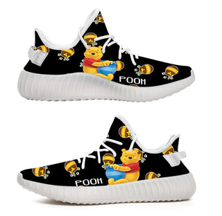 Honey Pooh - Limited Edition Yeezy Shoes