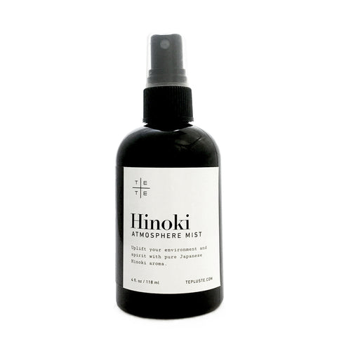 tepluste Hinoki atmosphere mist to uplift your spirit