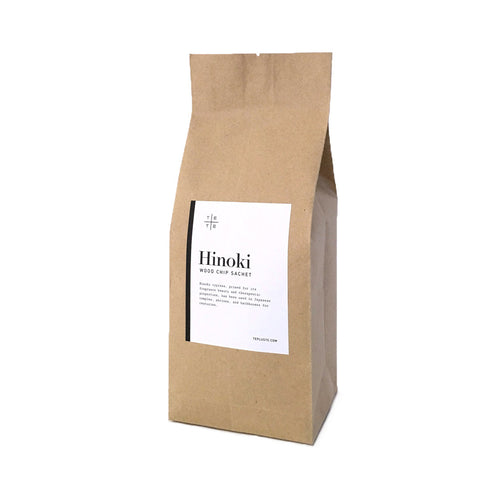 Hinoki Wood Chip Sachets