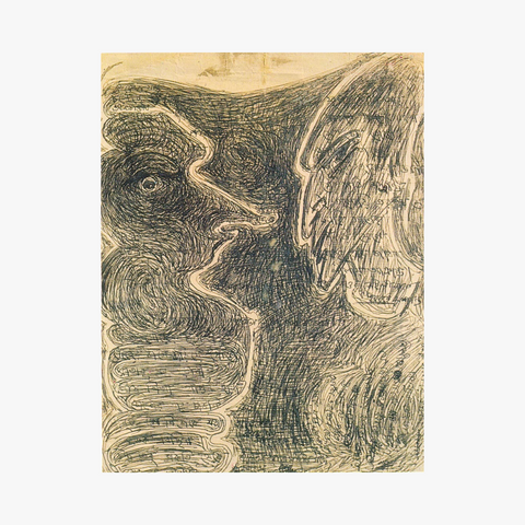 Two Figures by Rabindranath Tagore
