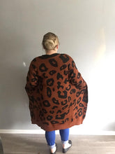 Lilly Leopard Cardigan