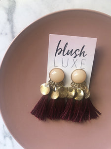 Darcy Statement Earrings