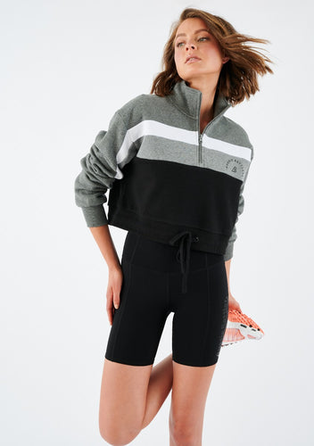 Aussie Battler Cropped Fleece Jumper