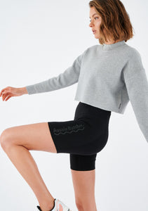 Aussie Battler Bike Short - Black