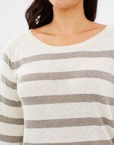Lola Striped Knit