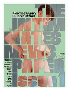 THE INTIM MATES NEWS PAPER Issue 1