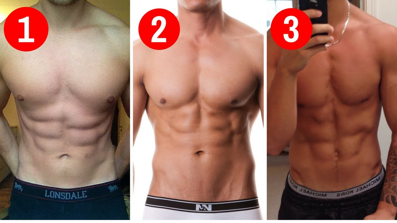 3 Steps To Great Abs!