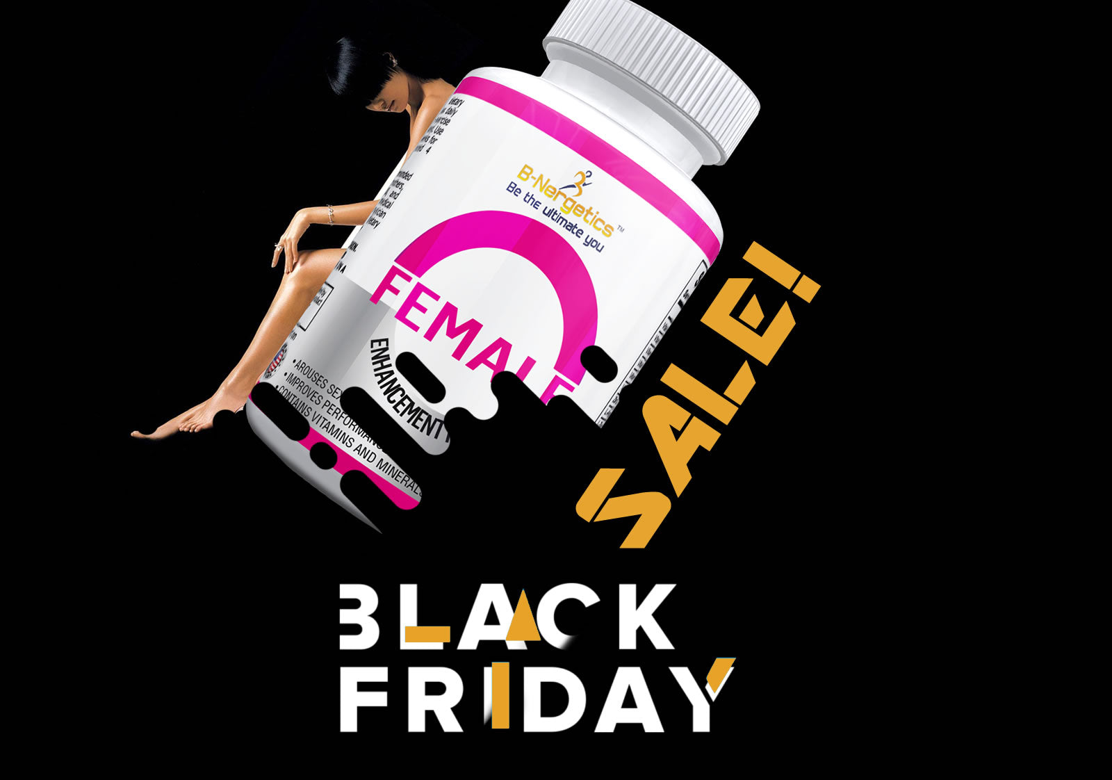 2 Days To Black Friday Supplements, keep an eye on our deals