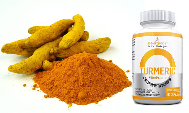 Proven Benefits of the Turmeric Curcumin Supplement