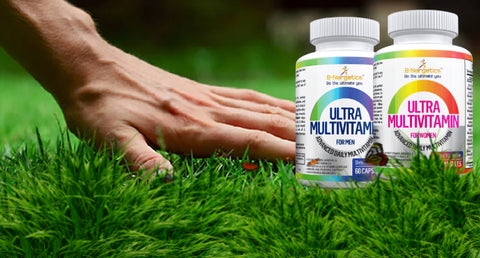 Amazing Multivitamins for Women and Men