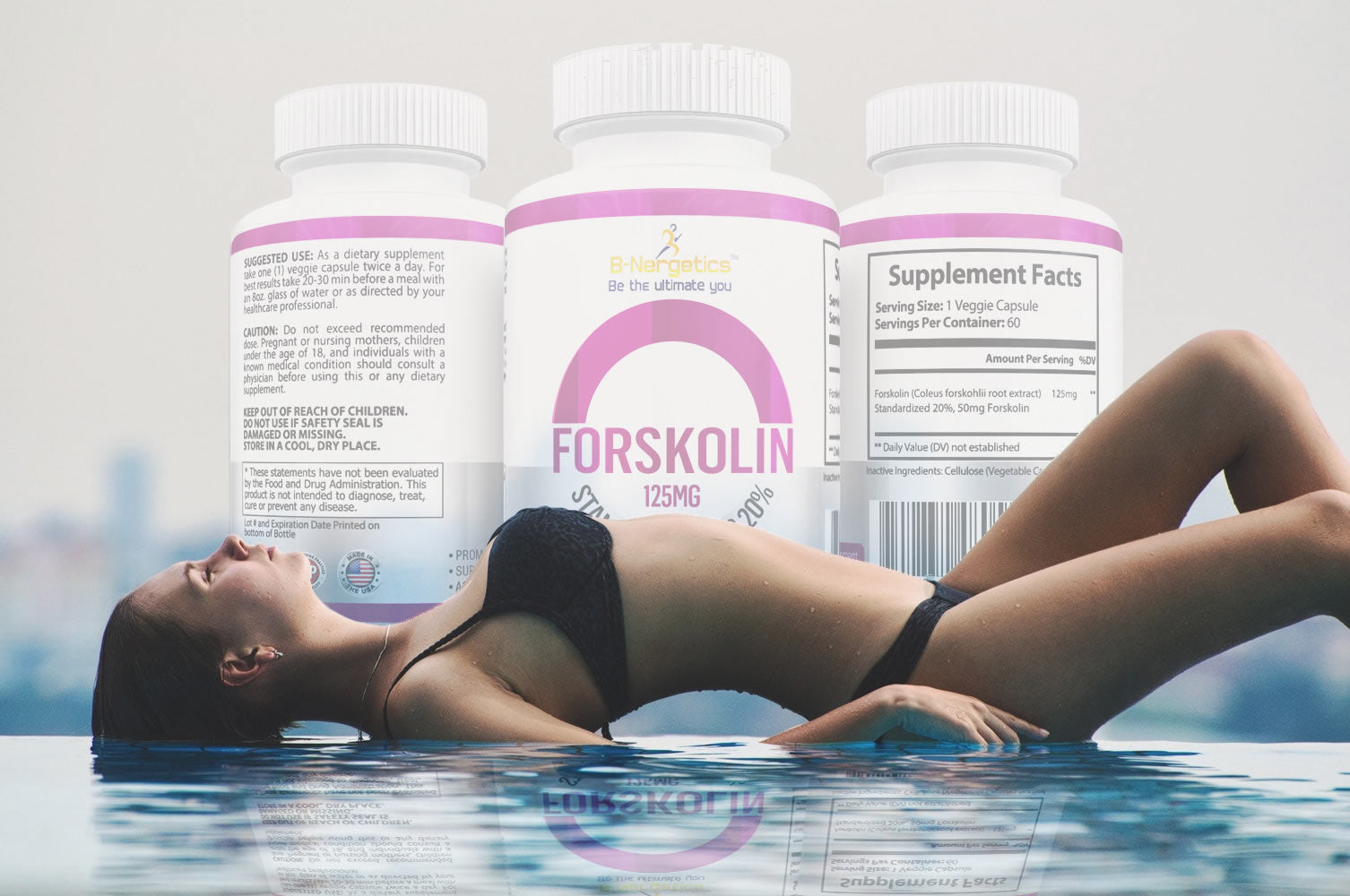 forskolin 125mg