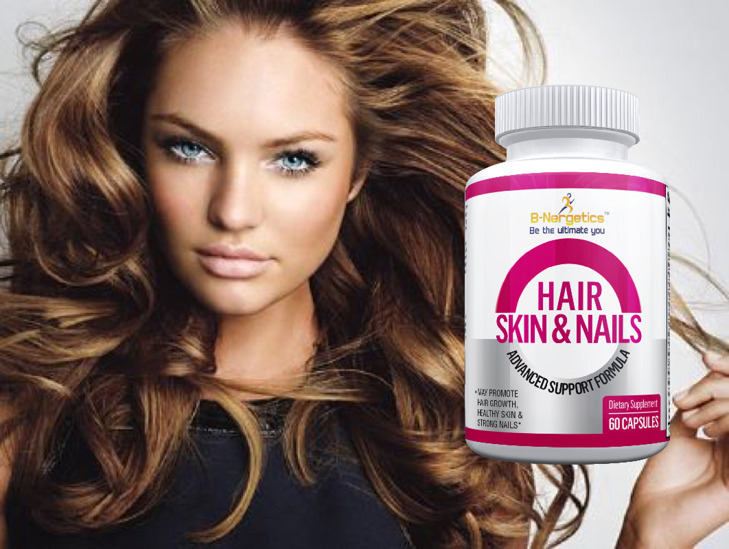 Healthy Hair Support for Women