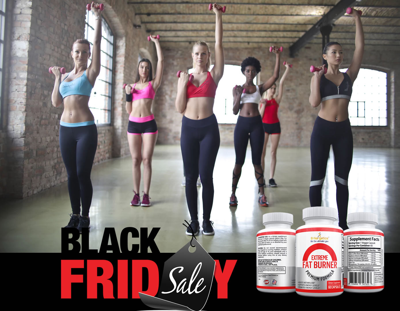 extreme fat burner black friday