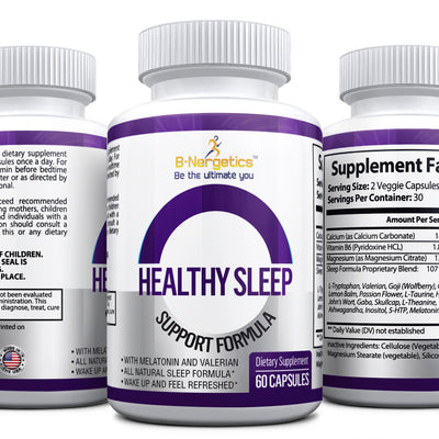 Healthy Sleep Tablets - b-nergetics.com