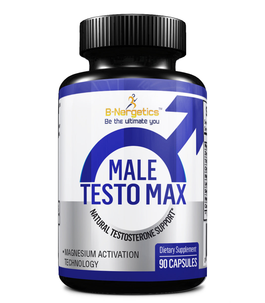 Male Testo Max Supplement - b-nergetics.com