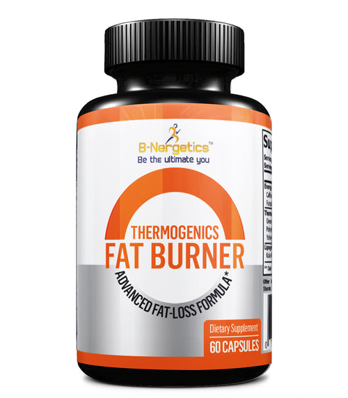 Thermogenics Fat Burner Capsules - b-nergetics.com