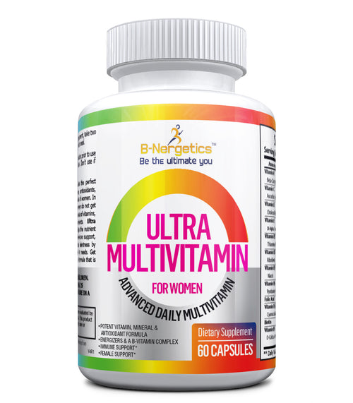 Ultra Multivitamin for Women - b-nergetics.com
