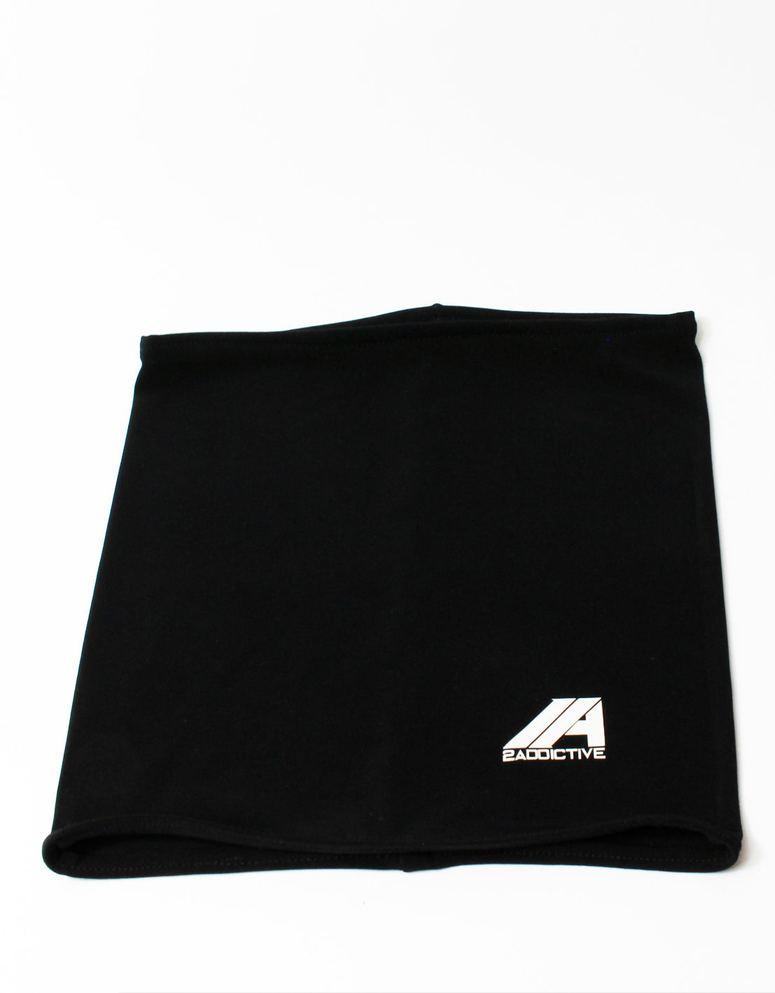NEW Light Weight Neck Warmer/ Face covering  - Black - 2 Addictive