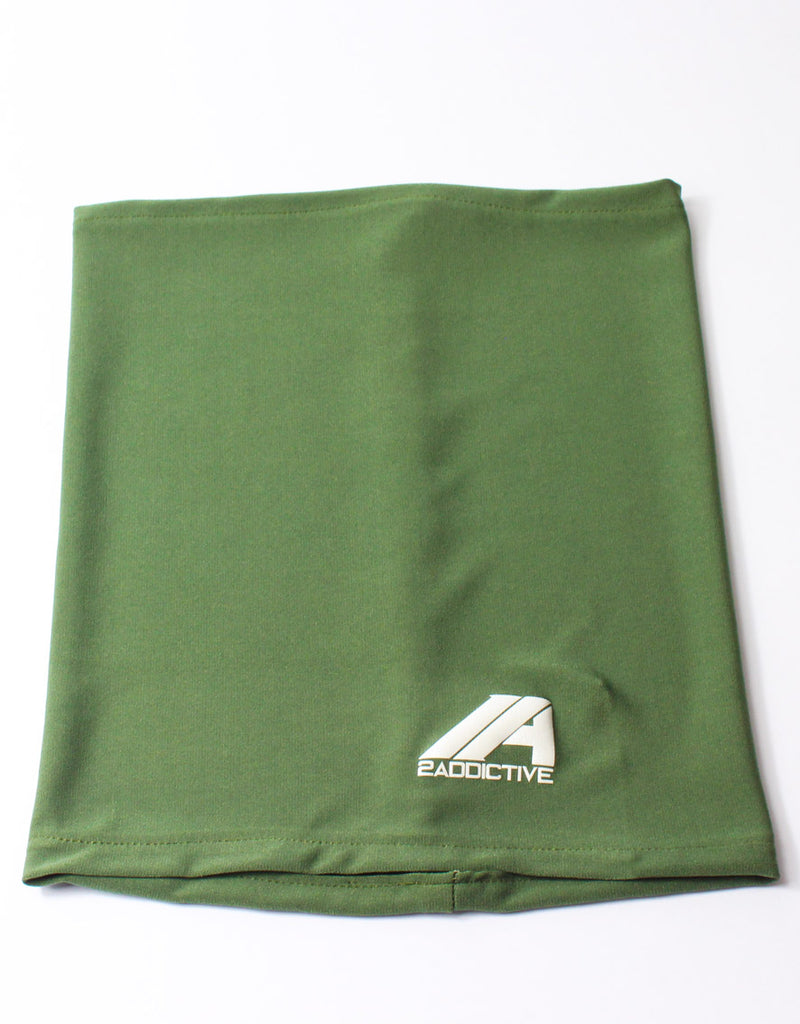 NEW Light Weight Neck Warmer/ Face covering  - Khaki - 2 Addictive