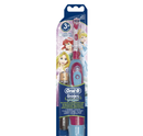Oral-B Stages Power Disney Princesses Battery Toothbrush for Kids
