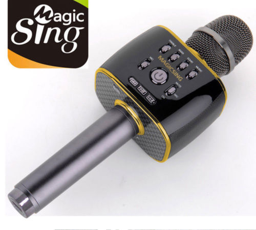 Magic Sing MP30 Bluetooth Karaoke Mic 22,000 songs
