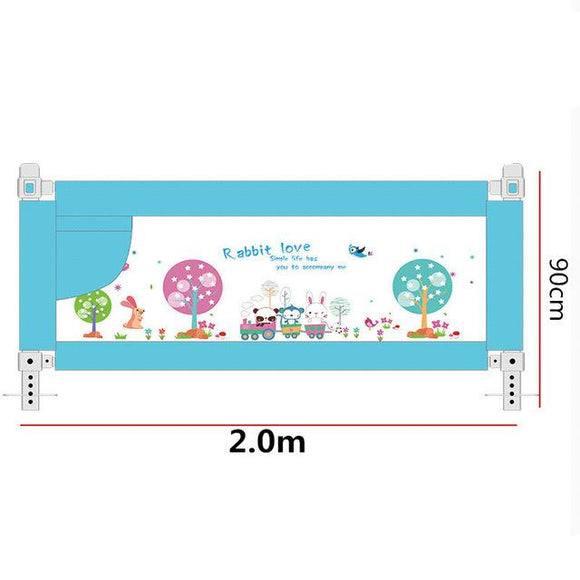 Baby Safety Bed Rail