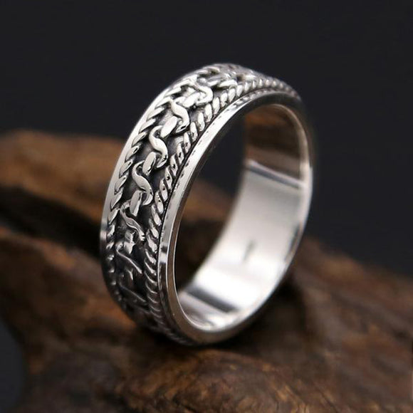 The Guardian - 925 Sterling Silver Ring