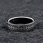 Load image into Gallery viewer, Steel Soldier Ring