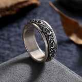 The Wind - 925 Sterling Silver Ring