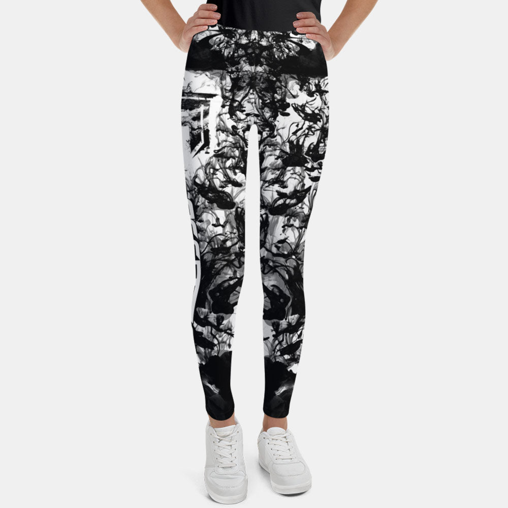 Invade Girls Youth Leggings