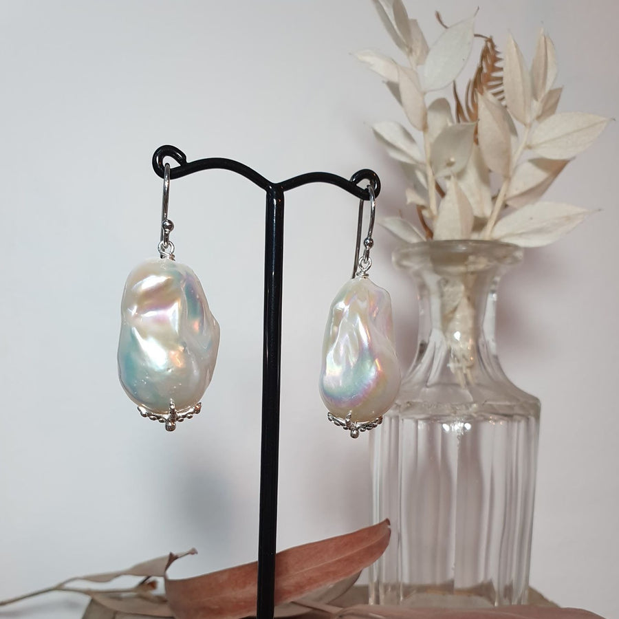 High Grade Baroque Pearl Drops