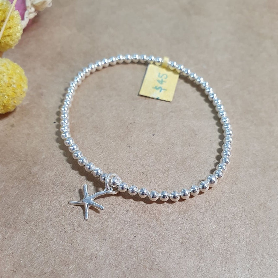 Sterling Silver and Pearl Bracelets Assorted