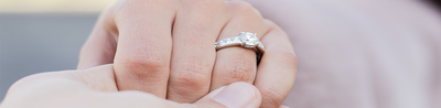 How about customizing your engagement ring?
