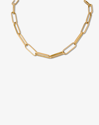 Chain Gold Necklace II